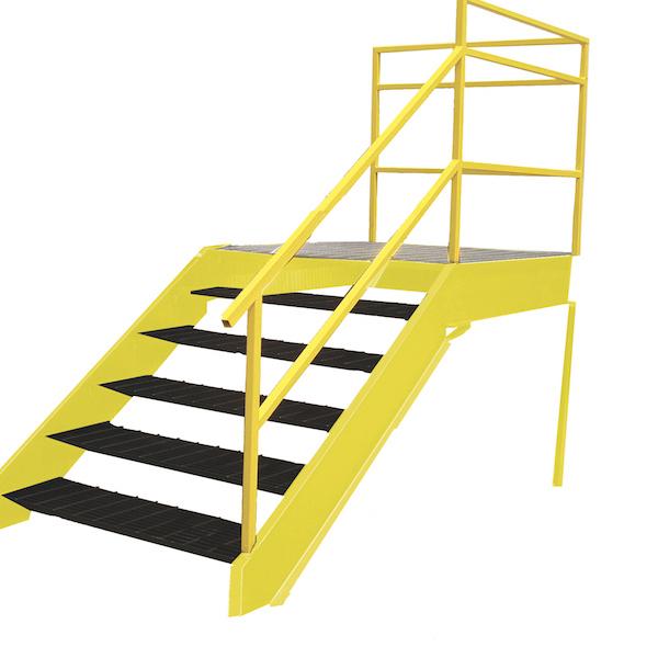 Ordinaire Modular Warehouse Stairs